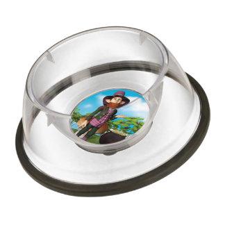 Leprechaun Pet Bowl