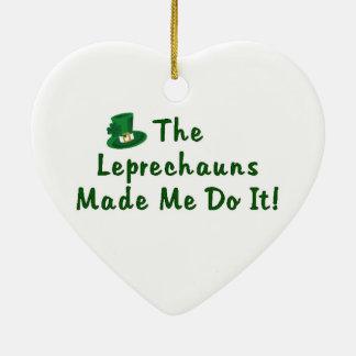 Leprechauns Ornament