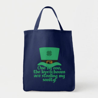 Leprechauns Stealing Sanity bags
