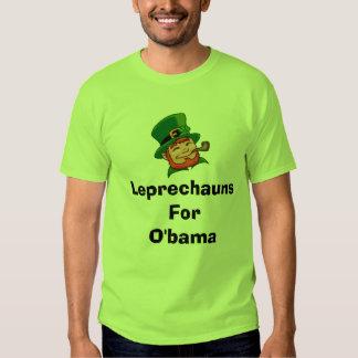 LeprechaunsForO'bama Tshirt