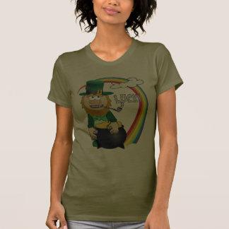 LeprechaunT-Camisa del día de St Patrick T Shirt