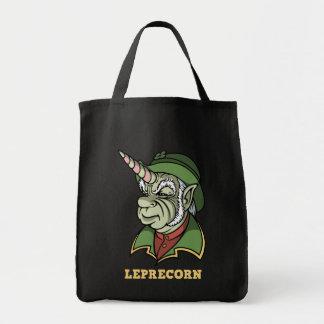 Leprecorn Tote Bags