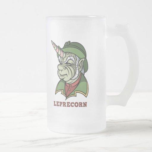 Leprecorn Coffee Mugs