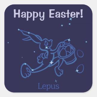 Lepus Square Sticker