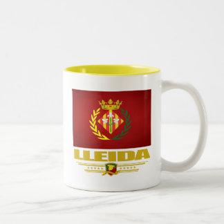 Lérida (Lerida) Taza De Café