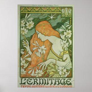 L'Ermitage Poster