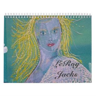 LeRoy Jacks Calendar