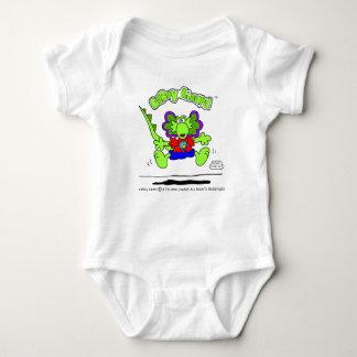 LeRoy Lizard Baby Bodysuit
