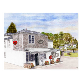 'Lerryn River Store' Postcard