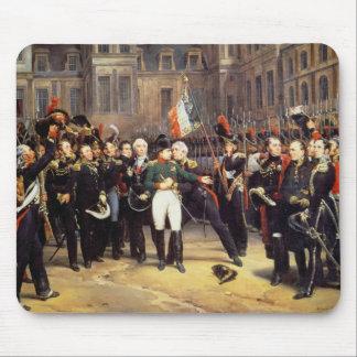 Les Adieux de Fontainebleau, 20th April 1814 Mouse Pad