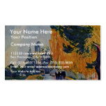 Les Alyscamps By Gauguin Paul (Best Quality) Business Cards