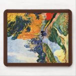 Les Alyscamps By Gauguin Paul (Best Quality) Mouse Pad