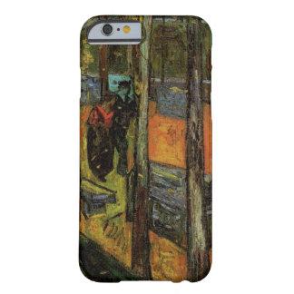 Les Alyscamps (cementerio) por Vincent van Gogh Funda De iPhone 6 Barely There