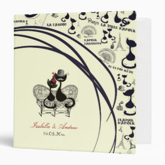 Les Aristochats Noirs - french passion Binder