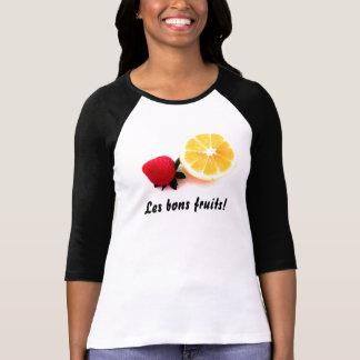 Les bons fruits...3/4 sleeves T-Shirt