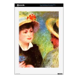 Les Canotiers by Pierre Renoir PS3 Console Skins