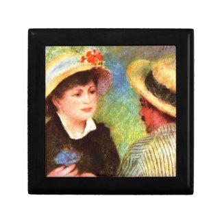 Les Canotiers de Pedro Renoir Cajas De Regalo