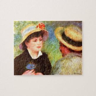 Les Canotiers de Pedro Renoir Rompecabezas Con Fotos