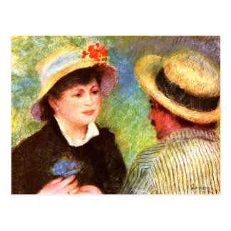 Les Canotiers de Pedro Renoir Postales