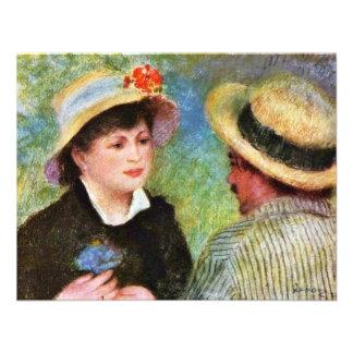 Les Canotiers de Pierre-Auguste Renoir Comunicado