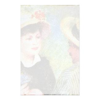 Les Canotiers de Pierre-Auguste Renoir Papeleria