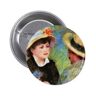 Les Canotiers de Pierre-Auguste Renoir Pin