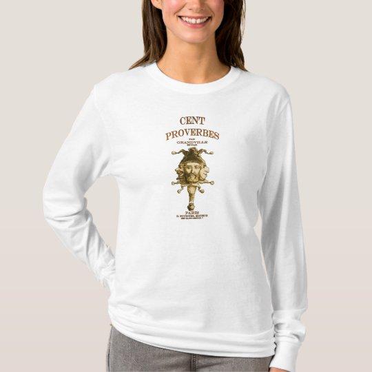 Les Cent Proverbs T-Shirt