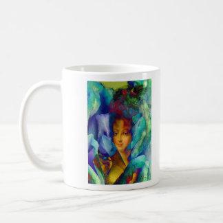 Les Charmeuses: Marie Antoinette Portrait Mug