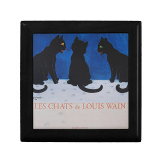 Les Chats de Louis Wain Keepsake Box
