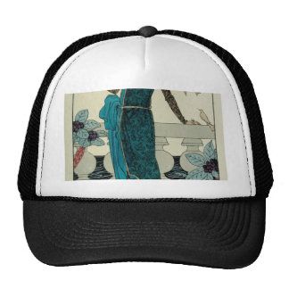 Les Colombes Familieres Trucker Hat