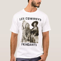 Les cowboys fringants T-Shirt