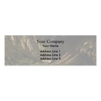 Les Doubs A La Maison Monsieur by Gustave Courbet Business Card Templates