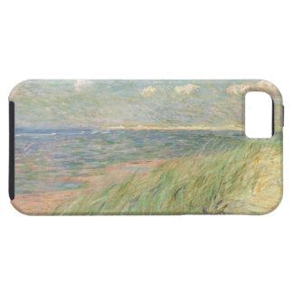 Les Dunes du Zwin, Knokke, 1887 (aceite en lona) iPhone 5 Funda