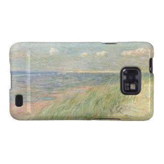 Les Dunes du Zwin Knokke 1887 oil on canvas Samsung Galaxy SII Cover
