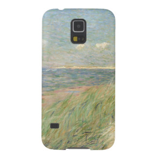 Les Dunes du Zwin, Knokke, 1887 (oil on canvas) Case For Galaxy S5