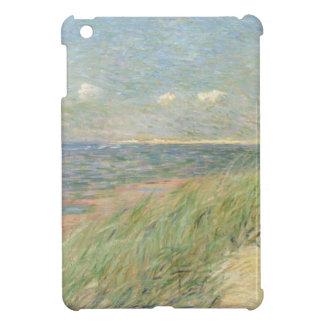 Les Dunes du Zwin, Knokke, 1887 (oil on canvas) Case For The iPad Mini
