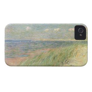 Les Dunes du Zwin, Knokke, 1887 (oil on canvas) iPhone 4 Case