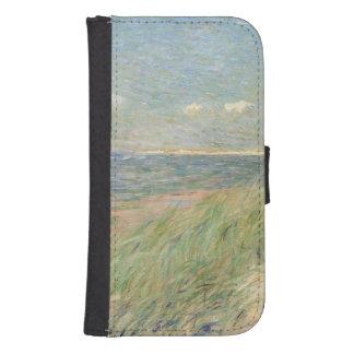 Les Dunes du Zwin, Knokke, 1887 (oil on canvas) Phone Wallet