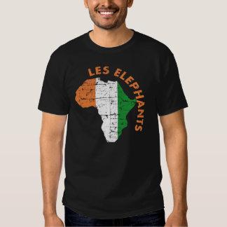 Les Elephants of CIV T-Shirt