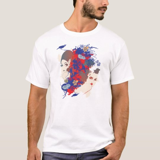 Les Femmes De Nature T-Shirt