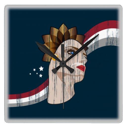 ¡Les Femmes de Vive! (Diseño adaptable!) Relojes