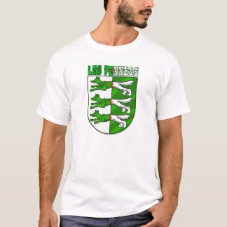 Les Fennecs Algeria flag Coat of Arms T-Shirt