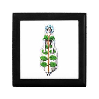 Les Fleurs animee jewelry or gift box
