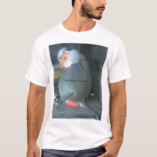 les fleurs du mal - baboon T-Shirt