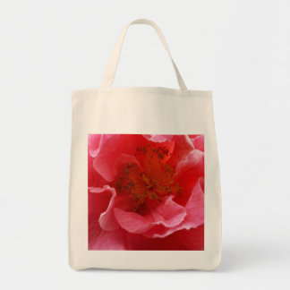 Les Fleurs Series Grocery Tote Bag