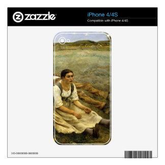 les foins iPhone 4S skins