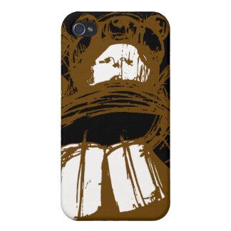 les griffes de la nuit iPhone 4 protectores