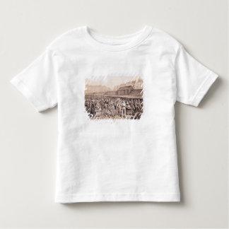 Les Halles, 1855 Toddler T-shirt
