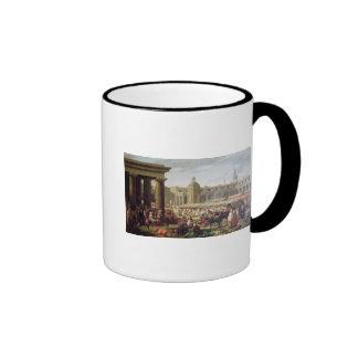 Les Halles, Paris Ringer Mug