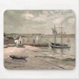 Les Huitrieres, La Trinite-Sur-Mer, Morbihan, 1912 Mouse Pad